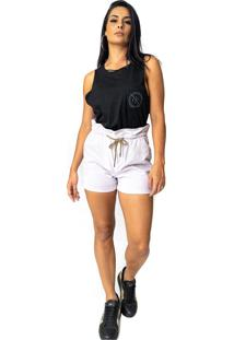 Shorts Jeans Equivoco Maple Lilas