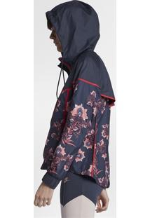 0b6656cc179 Jaqueta Nike Sportswear Windrunner Floral Feminina