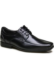 1723e83f5 Sapato Social Em Couro Calvest Diplomata - Masculino
