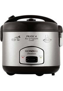 14b796b5a Panela Elétrica Pratic Rice Vegetables Cooker 6 Premium