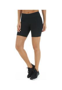 Bermuda Adidas M 3S Tight - Feminina - Preto