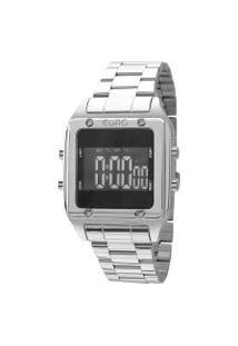 Relógio Feminino Euro Eug2510Ab3P Digital 5Atm | Euro | Preto | U