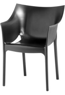 Cadeira Curitiba Polipropileno Preta - 14555 - Sun House