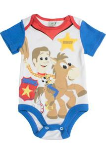 Body - Manga Curta - Toy Story - Woody - Disney - M