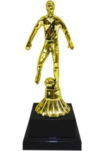 Troféu Vitória Futebol - 18Cm - Unissex