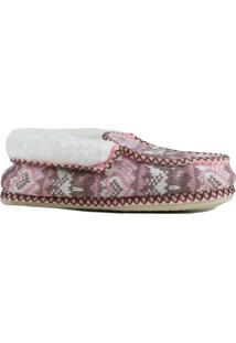 Pantufa Ricsen Sapato Rosa