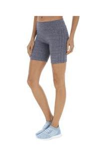 Bermuda Adidas M 3S Tight - Feminina - Roxo