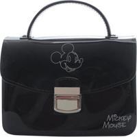 9f3e65377 Bolsa Pequena Mickey Mouse Feminina - Feminino-Preto
