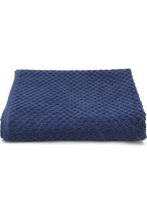 Toalha De Rosto Buddemeyer Yumi 48X80 Azul