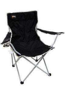 Cadeira Dobrável Nautika Alvorada Cor Com Porta Copo - Unissex