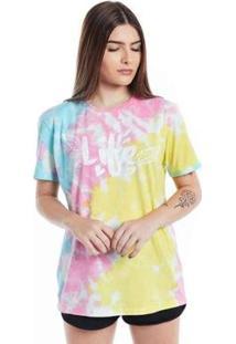 Camiseta Mormaii Careca Life Feminina - Feminino