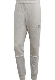 Calça Adidas Outline Sp Flc Originals Cinza