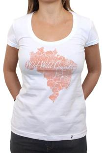 Wild Wild Country - Camiseta Clássica Feminina