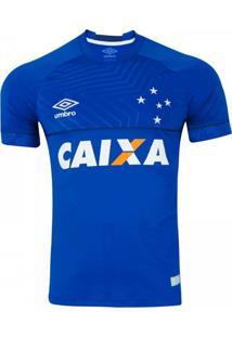 Camisa Umbro Cruzeiro Oficial 1 2018 (Game Nº10)