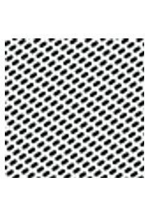 Papel De Parede Autocolante Rolo 0,58 X 3M - Preto E Branco 450
