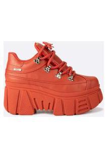 Tênis Feminino Chunky Sneaker Plataforma Tratorado Dakota