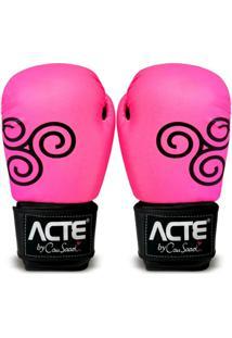 Luvas De Boxe By Cau Saad Cau16 Acte Sports - Feminino