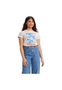 Camiseta Levi'S Graphic Arlo - 52145 Branco