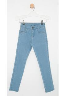 Calça Jeans Express Bruno Azul - Kanui