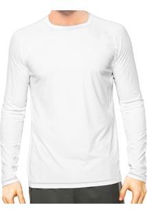 Camisa Térmica Camisa Da Latinha Com Proteção Solar Uv50+ Masculina -  Masculino 2c348dcde41