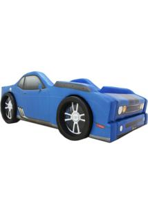 Cama Carro Rs7 Azul