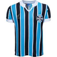 04397b9c9e Camisa Retrô Grêmio 1977 Masculina - Masculino