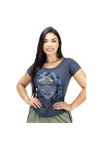 Camiseta Estampada Mulher Maravilha - Wfww020207