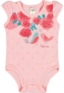 Body Bebê Pulla Bulla - Feminino