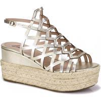 93ab09747113f Sandália Amor Espadrille feminina | Shoes4you