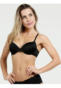 745cf0d2e Sutiã Feminino Push Up Renda Marisa