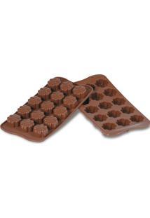 Forma Chocolate Fleury Silikomart