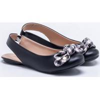 0d758139b Sapatilhas Para Menina Conforto Preta infantil   Shoes4you
