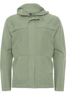 Casaco Masculino E-Fabrics Eco New Utilitário - Verde