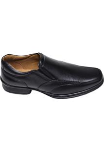 Sapato Masculino Social Cano Curto Rafarillo Preto