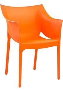 Cadeira Lola Laranja