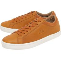 Tênis Couro Lacoste masculino   Shoes4you 8194622d48