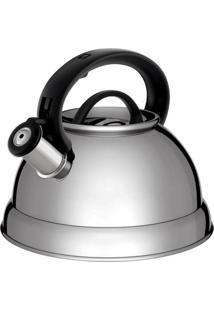 Chaleira Boiler Inox 2,8L Euro Home In3138