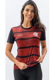 Camiseta Flamengo Proud Preta