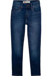 Calça Jeans Levis 511 Slim Infantil - Masculino