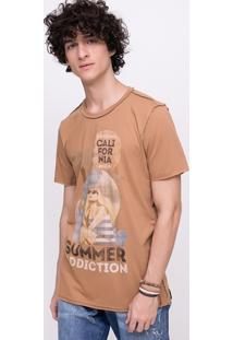 Camiseta Reversível Summer Addiction
