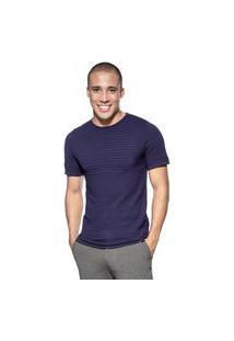 Camiseta Nervuras Tricot Fredo Curta