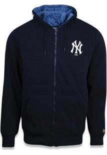 Casaco Moletom New York Yankees Neon Light - New Era