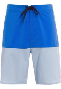 Bermuda Masculina Vans X Pilgrim Surf + Supply - Azul