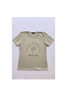 Camiseta Gorgeous Mystic Cinza