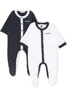 4f0b1e044 Pijama Para Menina Azul Mineral Kids infantil