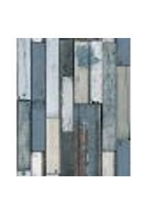 Papel De Parede Adesivo Decoração 53X10Cm Bege -W22010