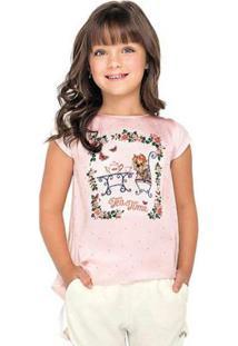 Blusa Marisol Rosa
