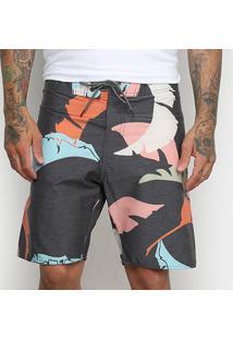 Bermuda Hang Loose Macro Masculina - Masculino