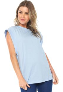 Camiseta Colcci Lisa Azul