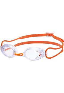 Óculos Para Natação Srx-N Paf Cristal Com Laranja Swans
